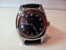 Eterna military model watch, 1950