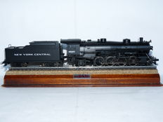 "Märklin H0 - 37970 - Steam locomotive with tender H6 ""Mikado"" of New York Central Railroad"