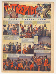 Intrepido magazine - a complete series from no. 1 to no. 52 - 1942
