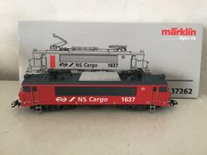 Märklin H0 - 37262 - E-locomotive Series 1600 of the NS Cargo, no. 1637