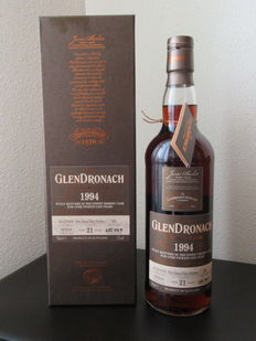 Glendronach 1994 PX 21 years old