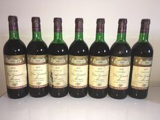 1975 Chateau des Grands Moines, Lalande de Pomerol – 7 bottles in total