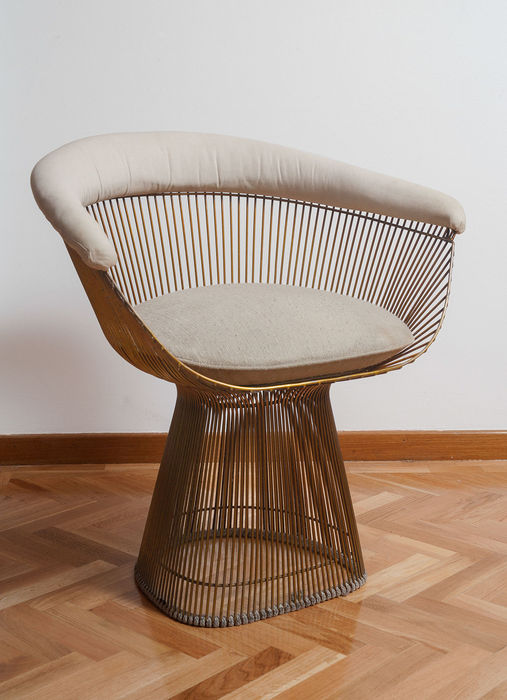 Warren Platner Knoll International  Two chairs