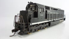 Athearn H0 - 4104 - Heavy diesel hydraulic locomotive SD40-2 from New York Central