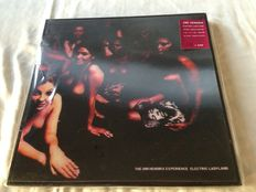 Jimi Hendrix-Limited Edition Boxset 3D cover of Electric Ladyland