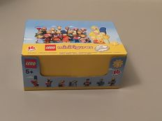 Collectible Minifigures - 71009 - The Simpsons Series 2 - Complete box of 60 bags