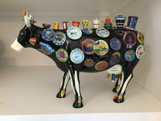 Cow Parade - Cow Parade - The Moo Potter XXL - Resin
