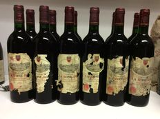 1998 Chateau La Rose-Rol, Saint-Emilion, France, 12 bottles 0.75 l