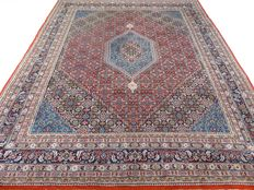 Indo Bidjar – 307 x 243 cm – wide, oriental carpet in beautiful condition