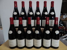 2014 Givry Rouge – André Goichot – 12 bottles of Burgundy