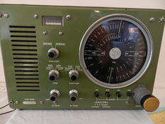 Vintage Marine HF Receiver with radio finding facility  Sailor 108 Denmark