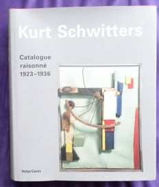 Monography; Karin Orchard and Isabel Schulz - Kurt Schwitters Catalogue raisonné Band 2 1923-1936 - 2003