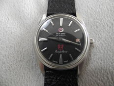 Rado Purple Horse, 30 jewels, automatic Swiss made vintage circa. 1960s' mens wristwatch