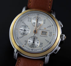 Maurice Lacroix Masterpiece Chronograph Ref. MP6318 - Mens watch - 2003