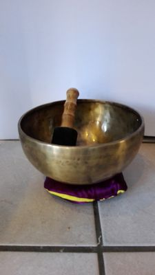 A singing bowl - Nepal - end 20th century