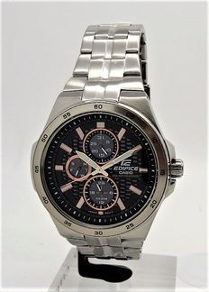 Casio Edifice – men's wristwatch – approx. 2014 – never worn