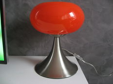 Prisma Leuchten - Orange mushroom lamp - without touch.