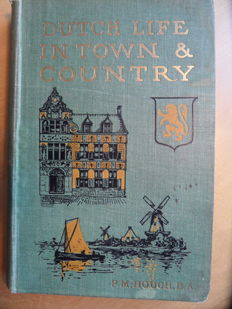 PM Hough - Dutch life in town and country - 1901