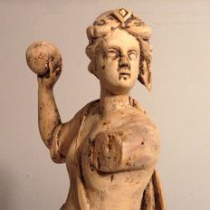 Classic wooden sculpture - Italy - ca 1750-1800