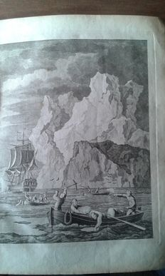 James Cook - Journey to the South Pole - 1793