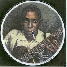 Robert Crumb - 10 inch record / picture disc - Robert Johnson