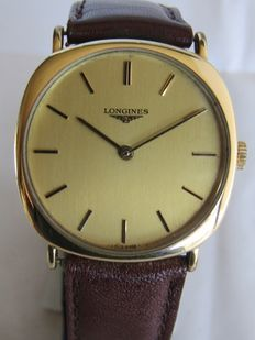 Longines dresswatch – men's wristwatch – 1970s – SERVICED