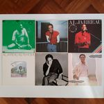 Check out our AL JARREAU - 6 Albums with 7 Records who are in Super condition!