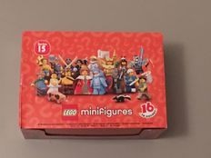 Collectible Minifigures - Minifigure Series 15 - Complete box of 60 bags