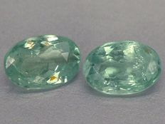 Pair Alexandrite ( Color Change ) - 1.60 ct total