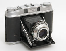 Agfa Isolette from 1955 Rare.