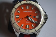 Immersion Sub 200 M- Men's wristwatch