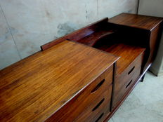 Unknown Manufacturer - Teak Footed Sideboard