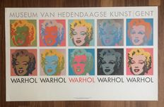 Andy Warhol - 10 x Marilyn (1964)