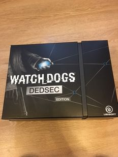 Case watch dog ps4 limited