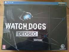Watch Dogs - DedSec Edition - PlayStation 4 - UBI Soft