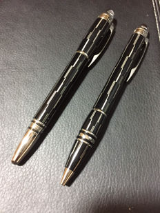Montblanc Star Walker Pens- Montblanc Pouch