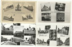 Batch Postcards Dutch Villages and Towns 168x