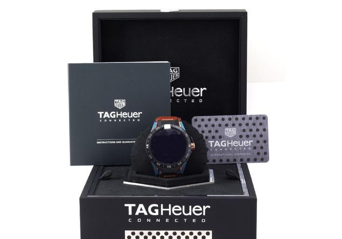 TAG Heuer - Connected Smartwatch - SAR8A50.FT6070 - Unisex - 2018