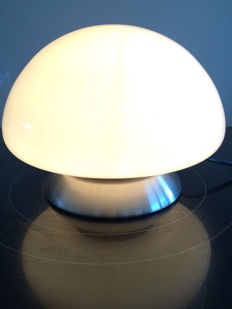 Unknown designer - Mushroom table lamp with touch control
