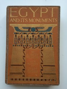 Robert Hichens - Egypt and its Monuments with pictures by Jules Guerin - 1912