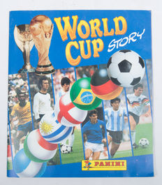 Panini - World Cup Story - Compleet album.