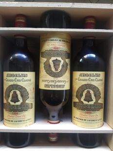 1999 Chateau Angelus, Saint-Emilion Grand Cru – 6 bottles