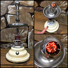Extremely rare vintage men's society cigar burner/ashtray dated 1960