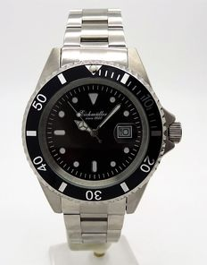 Eichmüller Submariner diver's watch - men's wristwatch - around 2016 - never worn