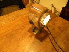 Cremer, stage light for theatres, 1950s, metal