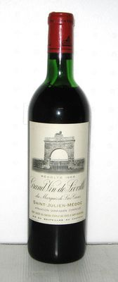 1969 Château Léoville Las Cases, Grand Cru Classé Saint-Julien – 1 bottle