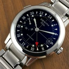 Zenith Elite GMT Automatic  – Men's Wristwatch