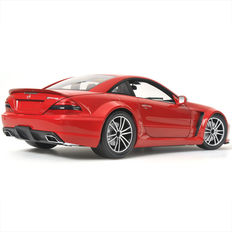 "Minichamps - Schaal 1/18 - Mercedes-Benz SL65 AMG ""Black Series"" 2009"