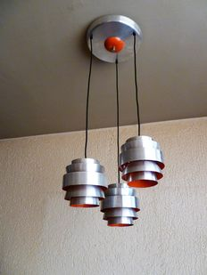 Designer unknown for Lakro - Spage Age ceiling light