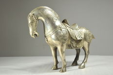 Tang horse in Ancient Style